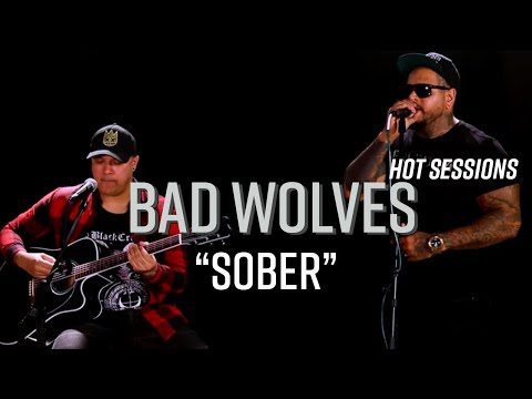 """Hot Sessions: Bad Wolves """"Sober"""" 