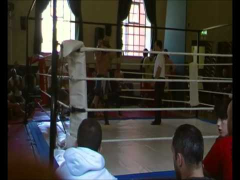 Dean Morris Grapple and Strike fight 1
