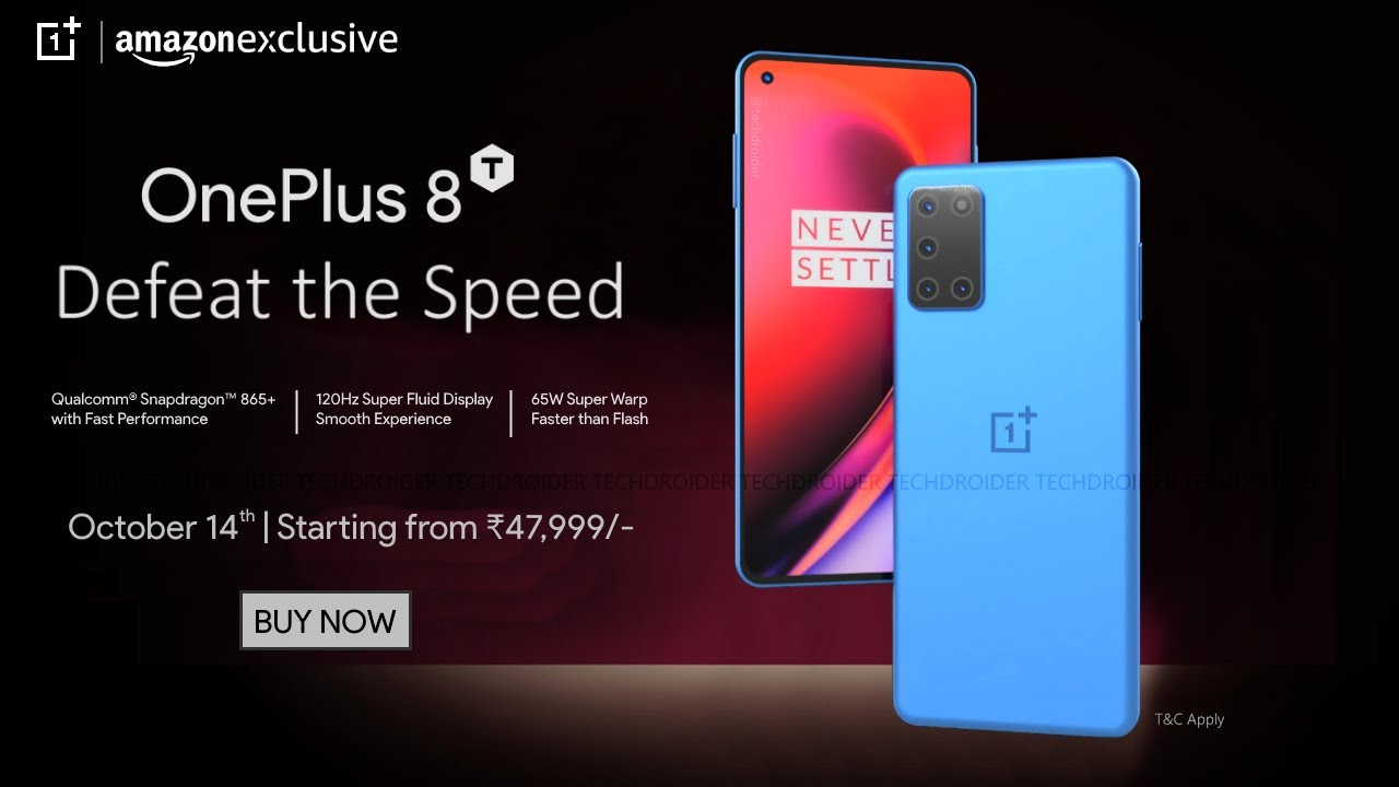 Download OnePlus 8T - Everything You Need To Know