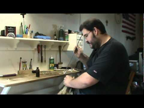 Winchester 190, 22 rifle Cleaning