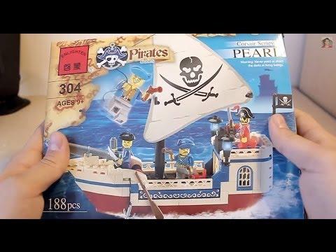 Пираты Карибского Моря. Корабли