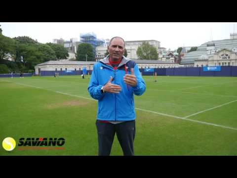 Tour Insights from Coach Nick Saviano at Eastborne 2016