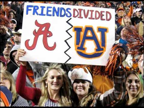 - 1979 - 2002 Iron Bowl Montage Alabama vs. Auburn