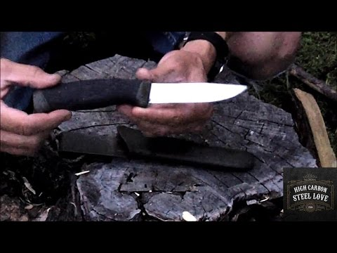 Morakniv Monday - The Mora Companion MG Knife (Part1)