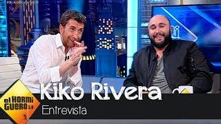 """Kiko Rivera: """"Juntar a mis hermanos es más difícil que verme a mí en el gimnasio"""" -El Hormiguero 3.0"""