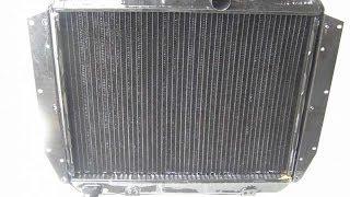 видео Можно ли сделать ремонт радиатора охлаждения
