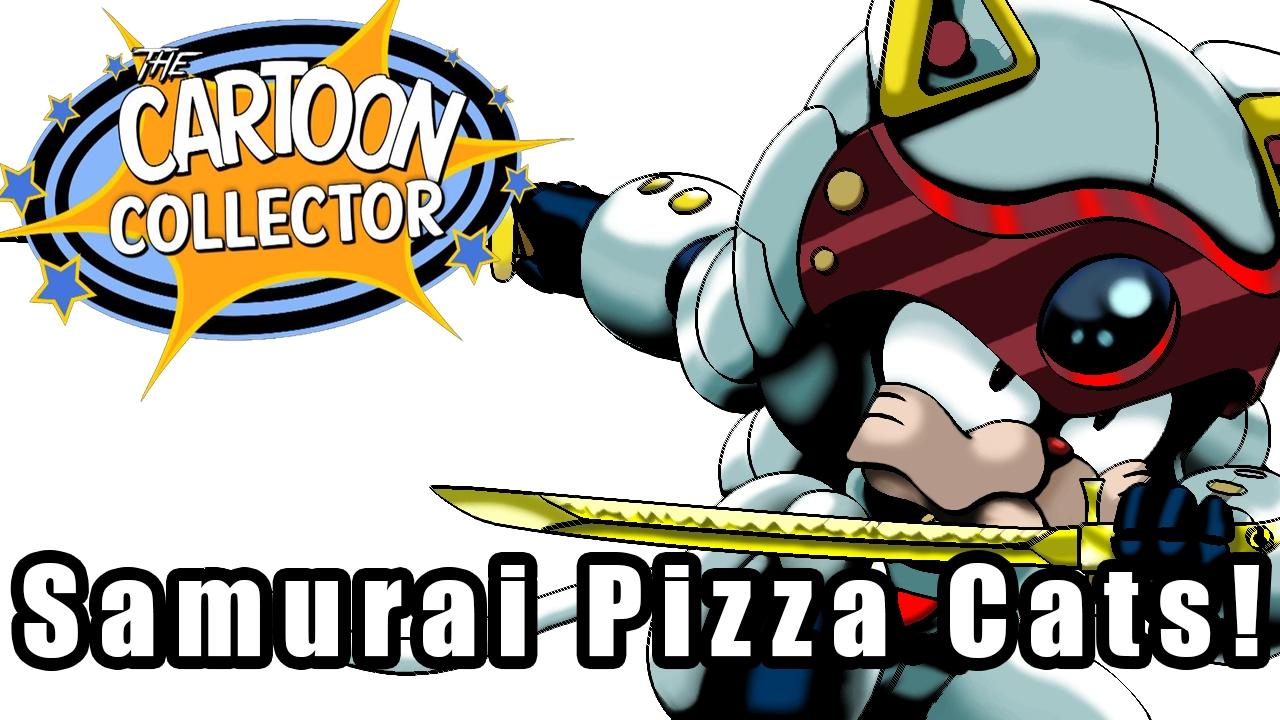 Samurai Pizza Cats Dvd Review