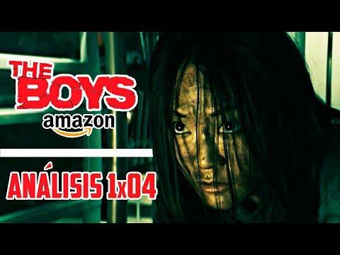 "THE BOYS (AMAZON) | ANÁLISIS 1x04 | ""TODO bajo control"""