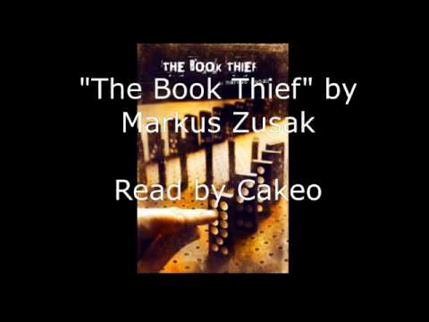 """""""The Book Thief"""" 1st&2nd ch. Read by Cakeo"""