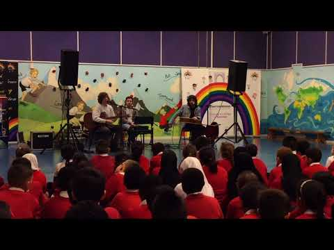 Online Safety workshop with Austinn at Stanton Bridge Primary School 28/11/17