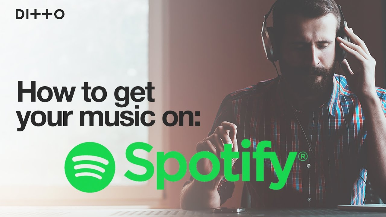 How To Get Music on Spotify   Keep 100%   Ditto Music