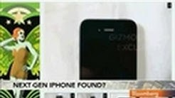 New IPhone Found, Has Front-Facing Camera, Blog Says: Video