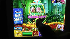 Slot games Online. WIZARD OF OZ SLOTS.
