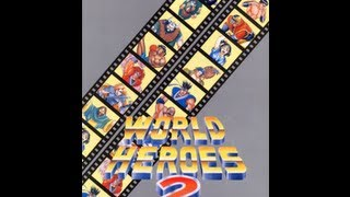 World Heroes 2 (Arcade)