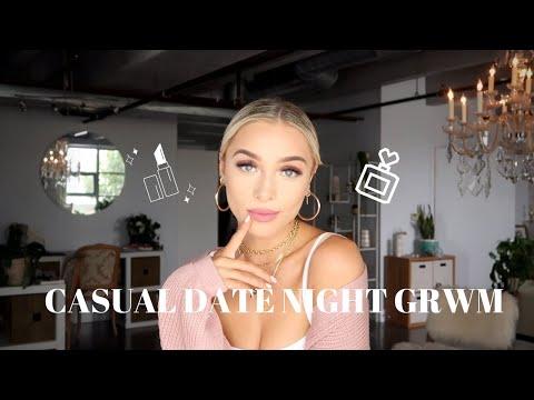 CASUAL DATE NIGHT GRWM thumbnail