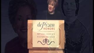 "Senator Elizabeth Dole accepts the 2012 ""Clara Barton Living Legacy"" Award"