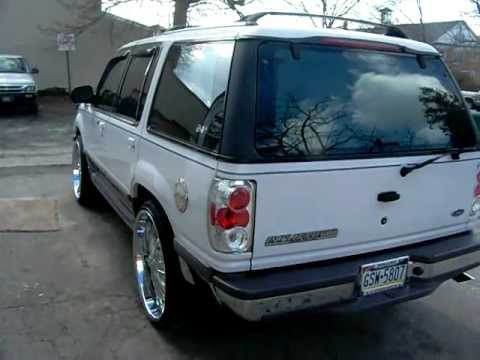 Ford Explorer On 24 S In Gettysburg Pa Youtube