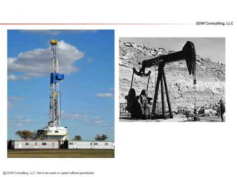 SPE Talk - Dwight Wendschlag - Engineering Challenges in the Upstream Oil Business