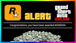 EXTRA FREE Money In GTA 5 Online Is Here, Megalodon Shark Card Giveaway, Bonus Cash Last Day & MORE!