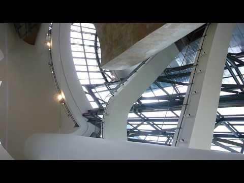 Guggenheim Museum in Bilbao - Interior