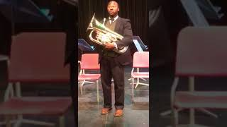 2017 South Florida Low Brass Masterclass