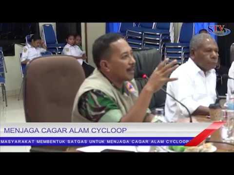 Rapat Koordinasi  MITIGASI BENCANA Kab. Jayapura | Sentani TV