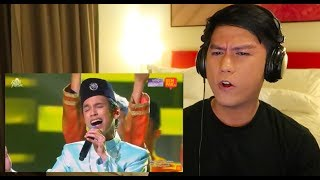 Naqiu Boboy - Tinting (Gegar Vaganza) | REACTION