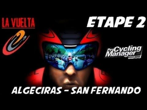 PCM 2014 | Vuelta | Etape 2 : Algeciras – San Fernando [HD] [Fr]