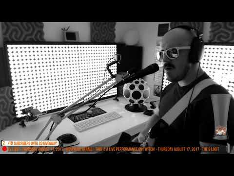 Scene of Action - Live Performance of With No One Else on Twitch