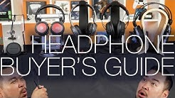 Headphone Buyer's Guide On-Ear vs Over-Ear vs Earbuds
