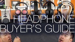 Video Headphone Buyer's Guide On-Ear vs Over-Ear vs Earbuds download MP3, 3GP, MP4, WEBM, AVI, FLV Juni 2018