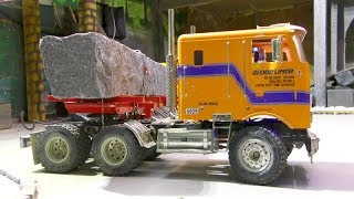 Glob Liner 6x6! Cool Engine Repair! Stunning RC Truck! Nice Tamiya RC