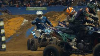 Monster Jam Nampa Highlights   Triple Threat Series West presented by AMSOIL   Feb 3 4, 2017