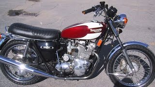 Triumph Trident Exhaust Sound Compilation By Rew Thatbike