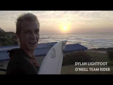 Dylan Lightfoot - O'Neill Team Rider Profile