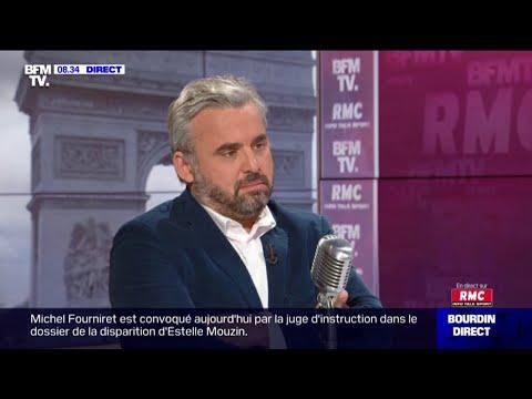 Alexis Corbière Répond Aux Questions De Jean-Jacques Bourdin Sur RMC Et BFMTV