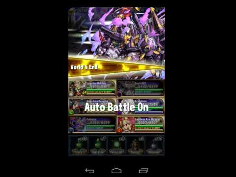 Brave Frontier #1: A Formidable Presence - Collecting Materials