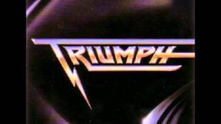 Watch Triumph Tears In The Rain video