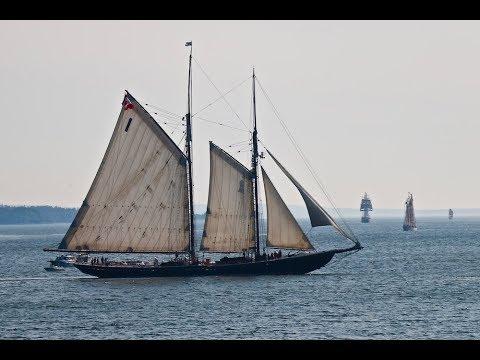 Annapolis Royal - Tall Ships' Sail Past