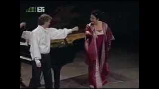 Recital in memoriam of Maria Callas (Cheryl Studer-Charles Spencer)