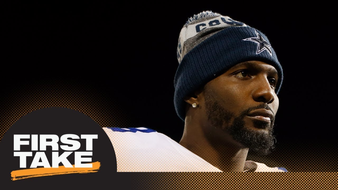 Should Cowboys Cut Dez Bryant First Take Espn