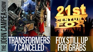 Transformers 7 Canceled, Comcast's New Move For Fox - The John Campea Show