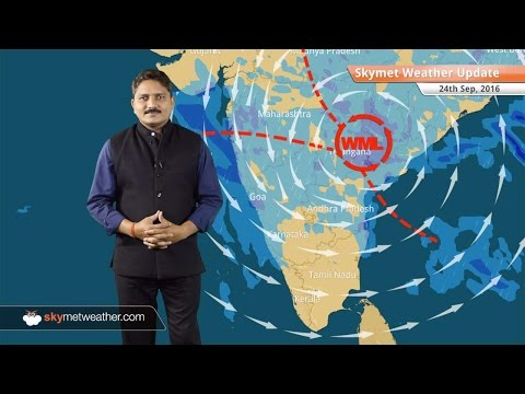 Weather Forecast for Sep 24: Heavy rain in Hyderabad, moderate in Bihar, East UP