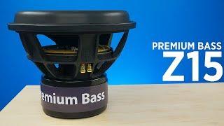 Premium BASS Z15. Made in Ukraine. Обзор, прослушка, замер