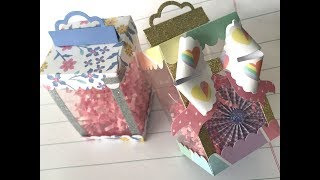 KLJUYP Store  | DT Project Share | Clear Treat / Gift Box