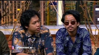 Wawancara .Feast di Tonight Show NET TV