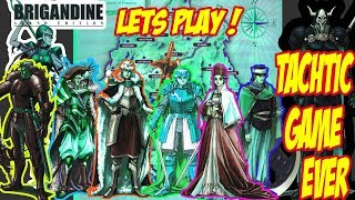 Best ever Tachtic game PS1 Brigandine GE : Play Leonia