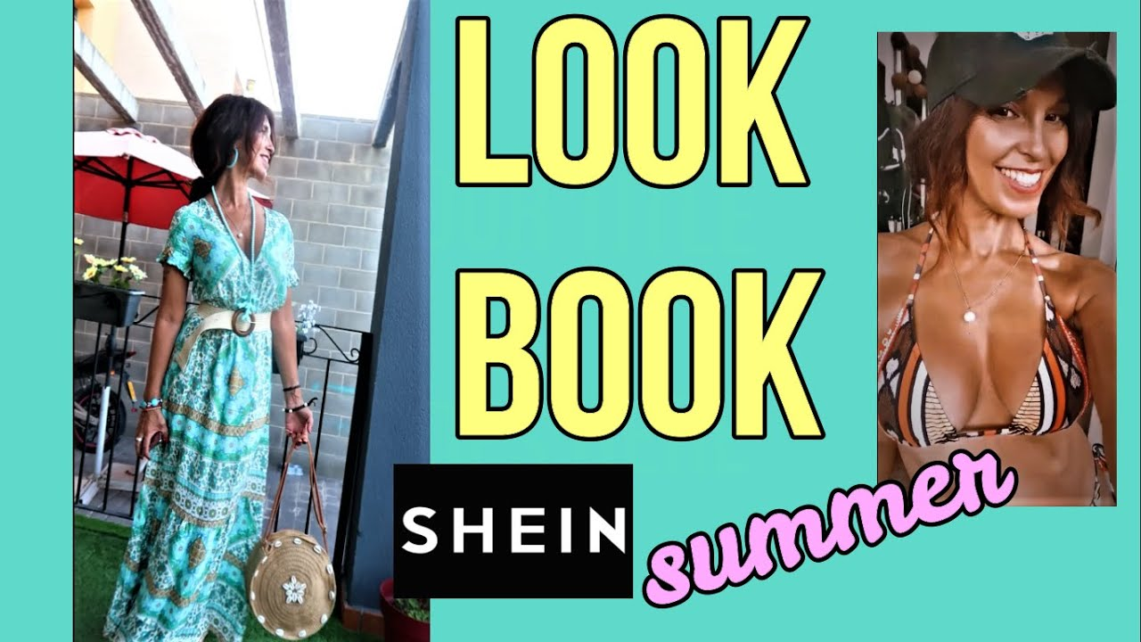 SHEIN VERANO !!! (LOOKBOOK)