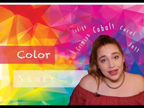 COLOR Baby Names