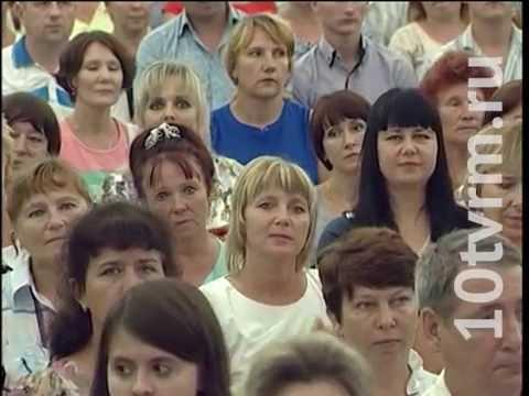 Глава Мордовии в Кадошкинском и Инсарском районах